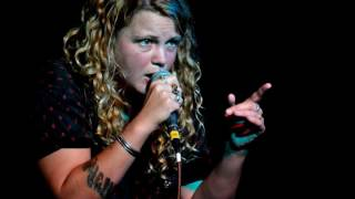 Kate Tempest - unknown song, live at Pohoda 2015
