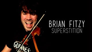 Superstition [instrumental electric violin cover]
