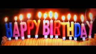 HAPPY BIRTHDAY TO YA!  (Stevie Wonder clip)
