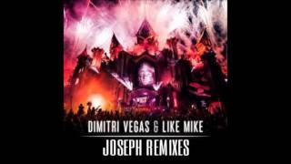 Dimitri vegas & Like mike - Ping Pong Mammoth (Joseph Mix 5)