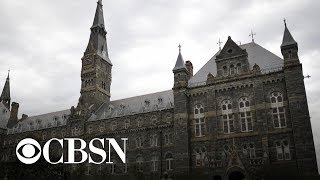 Ex-Georgetown tennis coach charged in college admissions scandal