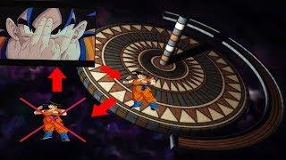 Goku non può mai cadere dal ring! Ecco il perchè! Dragon Ball Super Teoria