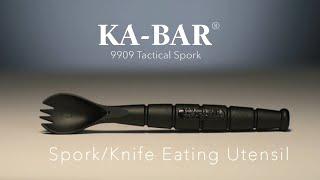 New KA-BAR 9909 Tactical Spork