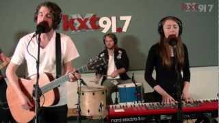 "Churchill - ""Change"" - KXT Live Sessions"
