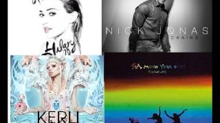 Can't Control the Chain Sparks (Hilary Duff/Nick Jonas/Sia/Kerli)