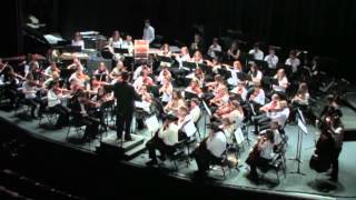 Radetsky March - Salina Jr. Youth Symphony 2013