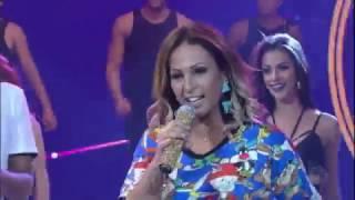 Valesca Popozuda arrasa no palco do Programa da Sabrina