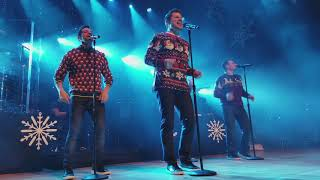 98 Degrees at Christmas *The Hardest Thing*  Richmond