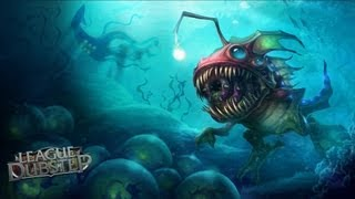 League Of Dubstep - Tetrix Bass - Kog'Maw Dubstep Theme (ClownDubstep Exclusive) [FREE DOWNLOAD]