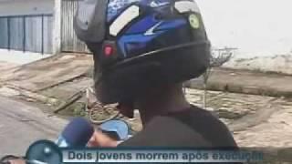 MORTE DO MC FELIPE BOLADÃO E DJ FELIPE (REPORTAGEM VTV)