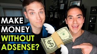 How to Make Money on YouTube without AdSense — 3 Tips
