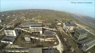 Fabrica de uraniu de la Vadu-Filmare aeriana Constanta