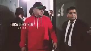Jory Boy en Chile 2018