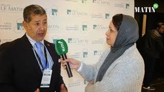 CCGM : « Valeurs, citoyenneté, confiance, déterminants du nouveau modèle de développement» : Déclaration de Khalid Lazrak, membre de Rotary Casa Atlantic