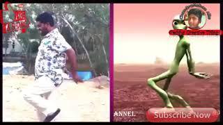 Bhithiri Satthi  Tiger Trance With Alien  Dametu cosita