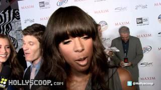 "Kelly Rowland On Her Single ""Motivation"", Lil Wayne & Beyonce"