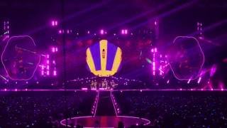 Coldplay - Every Teardrop Is A Waterfall live @ Stadio San Siro Milano - 4 Luglio 2017 [4K]