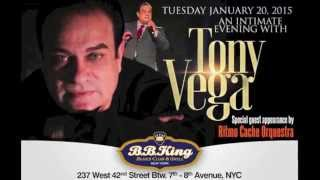 Tony Vega - en una noche intima BB King
