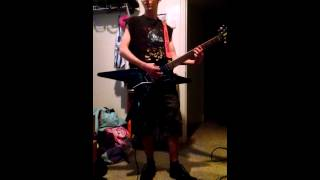 Am I Evil Metallica cover