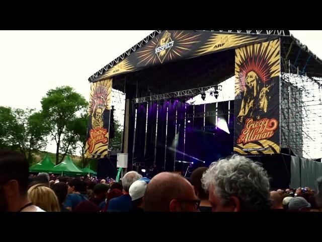 Vídeo de un concierto en el recinto Mendizabala.