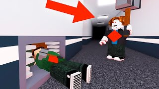 DON'T GET CAUGHT BY THE BEAST! (Roblox)