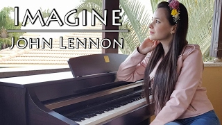 John Lennon - Imagine | Piano Cover by Yuval Salomon