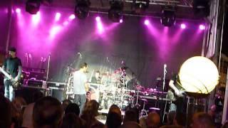 """Godsmack - The Beatles """"Come Together"""" Shiprocked 2012, live concert 11/27/12 MSC poesia"""