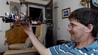 """Daemon's quadcopter drone - """"Abomination"""" explanation"""