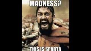 This is sparta! (Techno Remix)
