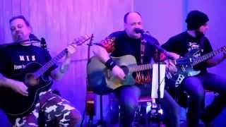 KNUCKLEHEAD live - Axel Rudi Pell - forever Angel (Acoustic cover)
