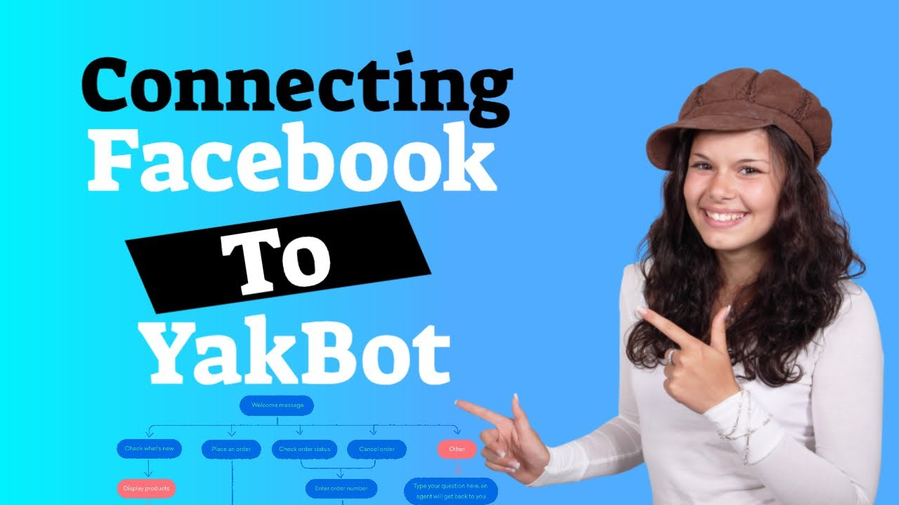 How To Connect YakBot To Facebook Page