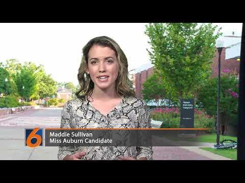 Miss Auburn Candidate: Maddie Sullivan
