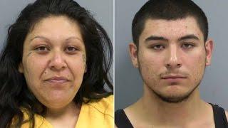 Mother & Son Arrested For Having Incestuous Relationship width=