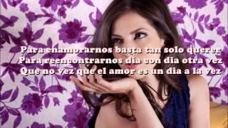 Paty Cantú  Manual  lyric video #HiceUnManual