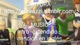 Cómic Bridgette y Félix (sub.español)