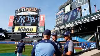 Rays' home game vs. Yankees at Mets' Citi Field feels strange