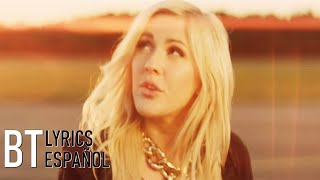 Ellie Goulding - Burn (Lyrics + Español) Video Official