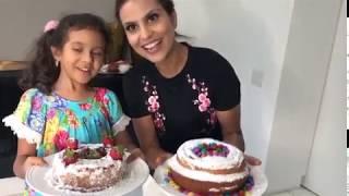 Aline Barros - Bolo em Família