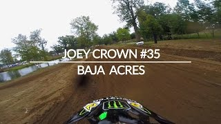 2 Stroke: Wide F'ing Open at Baja Acres ft. Joey Crown - Dirt Bike Addicts