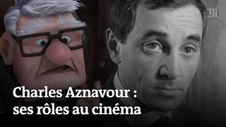 De Truffaut à «Là-Haut» : Charles Aznavour au cinéma