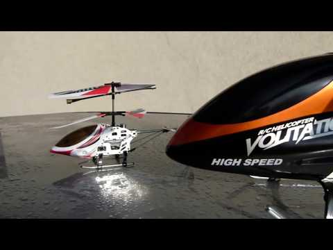 Big Aviator Volitation, Revell Big One Koaxial Helicopter mit Gyro