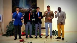 Gloria, Gloria, Aleluya (fragmento) - Quinteto SETAC