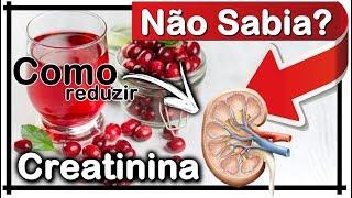→ 4 Remédios Caseiros Para Baixar a Creatinina no Sangue