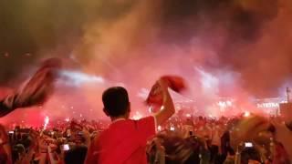 Benfica - Festa no Marquês 2017