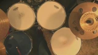 NF Notepad Drum Cover