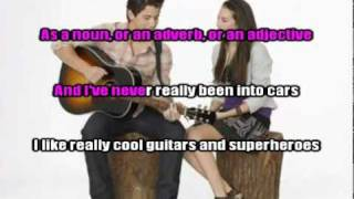Camp Rock 2 Nick Jonas Introducing Me [Sing-Along] Lyrics