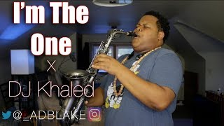 I'm the One x DJ Khaled Ft. Justin Bieber, Quavo, Chance the Rapper, Lil Wayne (Ashton Blake Cover)