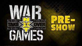 Vídeo NXT Takeover: WarGames Pre-Show