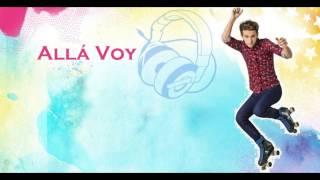 Soy Luna 2 - Letra Allá Voy