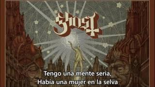 Ghost B.C. - Missionary Man (Eurythmics Cover) (Subtitulada al español)